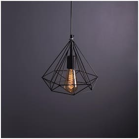 RAITY S Metal Modern Black Ceiling lamps ( 1pc )