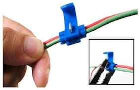 25 Piece of Electrical Wire Cable Splicer Joiner Crimp Electrical By A2Ztech