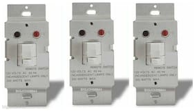 3 Pack X10 WS467 Dimmable Wall Switch Module With Soft Start Factory Fresh