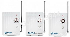 3 PK X10 PRO SR751 Smart RF Signal Repeater New Improved Version of SR731/PSX01