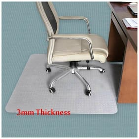 """36 x 48"""" Home Office Sturdy Chair Mat Protecttion Floor Mat 3mm Thickness"""