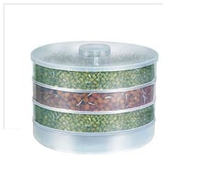 4 Compartment Hygienic Healthy Sprout Maker
