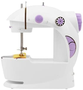 4 in 1 Mini Sewing Machine with Foot Pedal