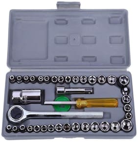 40 in 1 Screw Driver Set PCS Automobile Motorcycle Tool Box Set