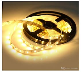 5 M Led Strip ,Cove Light , Rope Light , Ceiling Light  Electric 5 metre Driver Included (Non Waterproof) (Warm White)