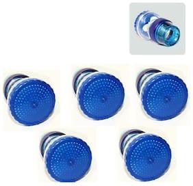 5 pcs Kitchen & Bathroom Tap Shower Sprinkler Shower Head Water Softner Fountain Bathroom Bathing Washing Filter Faucet ( Assorted Colors )