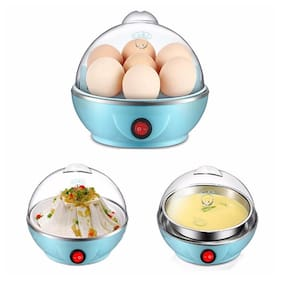 Kihika Mini Electronic 7 Egg Boiler & Cooker