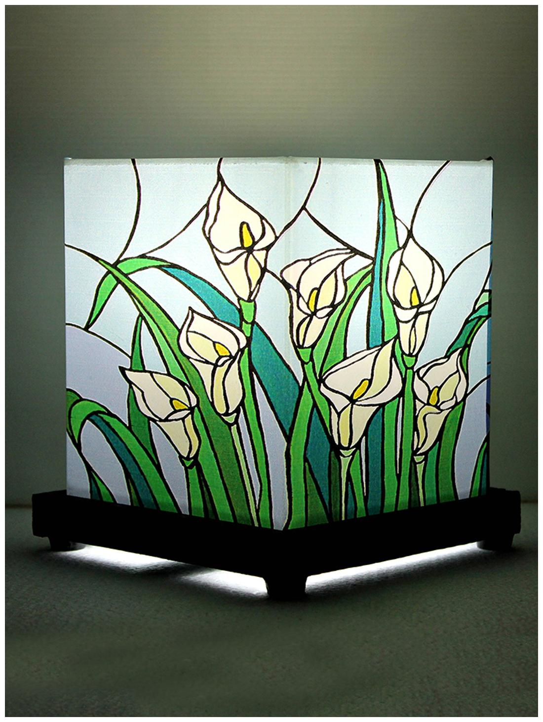 9 Gifts Lily Table Lamp