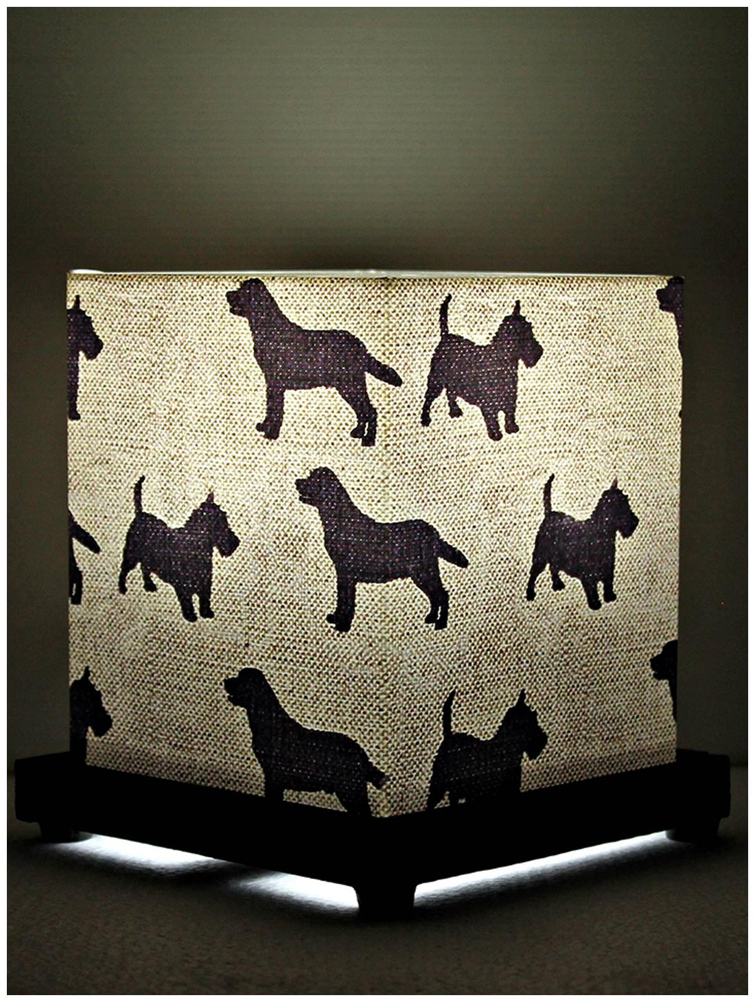 9 Gifts Puppy Table Lamp