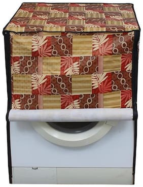 Dream Care Printed Washing Machine Cover For Fully Automatic Front Loading Bosch WAP24420IN  Serie 4 9Kg