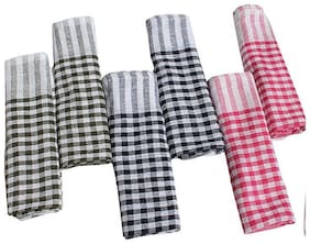 abWARE Set of 6 Kitchen NAPKINS 14X14inch