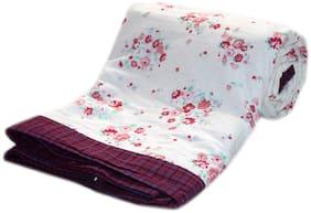AC Single Bed Dohar 1 Piece Pink EPS1092