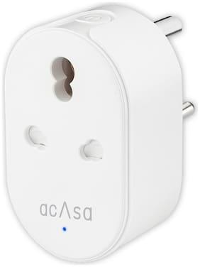 Acasa Smart Plug Wi-Fi Compatible with Alexa and Google Home (16A)