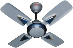 Activa GALAXY-1 600 mm Ceiling Fan - Silver & Blue