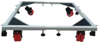 Adept Universal Trolley Stand For Washing Machine And Refrigerator