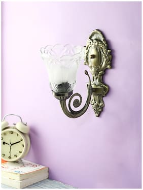 Aesthetic Home Solutions Single Shade Wall Lamp
