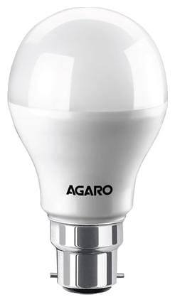 Agaro 9 Watt LED Bulb B22 base (Cool Day Light)