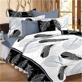 Ahmedabad Cotton Comfort Cotton Double Bedsheet