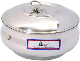 Airan Stainless Steel Delhi Belly Casserole Medium
