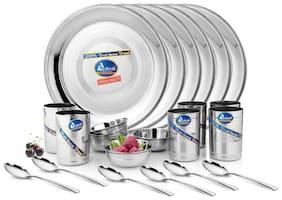 Airan Stainless Steel Buffet 24 Pcs Set