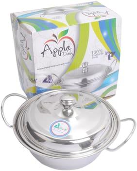 Airan Stainless Steel Apple Dish Casserole