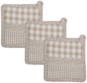 Airwill Cotton Kitchen Linen Sets of Pot Holders