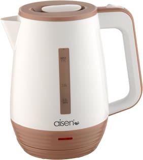 Aisen A17EKB520 1.7 L Brown Electric Kettle ( 2000 watts )