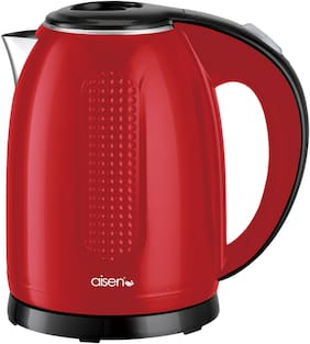 Aisen A17EKR510 1.7 l Red Electric Kettle ( 2000 watts )