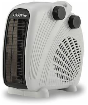 AISEN AFHTR01 2000W Fan Room Heater (White)