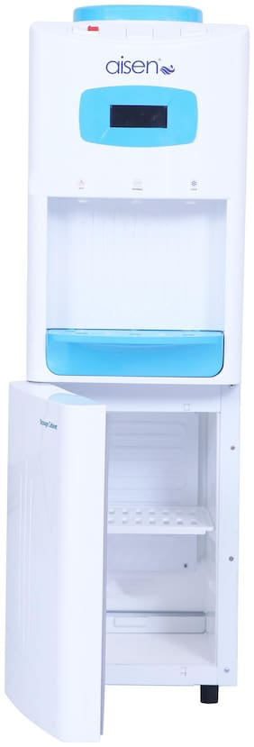 Aisen AWD-FS323S 3.2 ltr Water Dispenser with Cooling Cabinet (White)