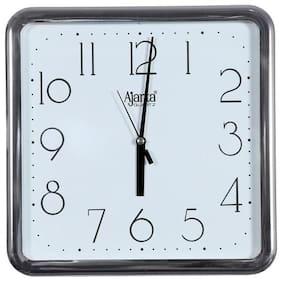 Ajanta Plastic Analog Wall clock ( Set of 1 )