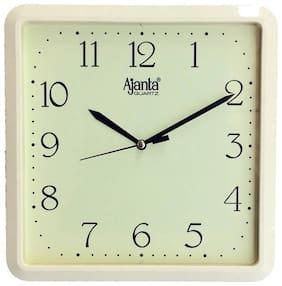 Ajanta Ivory Wall clock