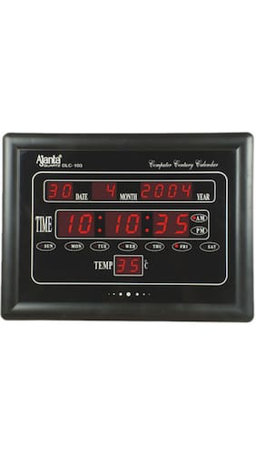 Buy Ajanta Olc 103 Digital Wall Clock Online At Low Prices