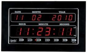 Oreva Plastic Digital Wall clock ( Set of 1 )