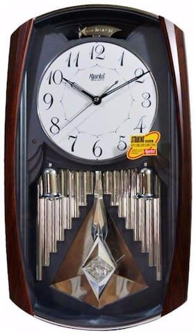 Ajanta Golden Wall clock