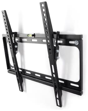 AlexVyan Certified TV Wall Mount Stand 26 to 55 Inch (With Tilt) +- 15 Degree for LCD/LED/OLED of Sony LG Samsung Lloyd Phillips Yu Hier Videocon etc