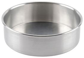 Aluminum Round Bakeware Cake Bread Mould - 0.250 kg / Quarter Kg