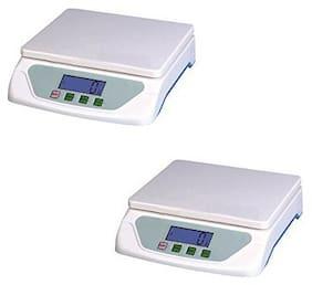 AmtiQ New Digital Electronic (Pack of 2) TS 500 25Kg Kitchen Weighing Machine