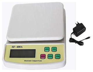 AmtiQ SF 400A High Quality Compact Scale Restutrant 7kgWeighing Scale/Machine
