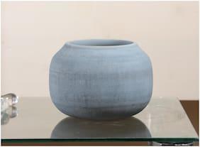 Anasa Decor Flower Glass Vases (Set of 1)