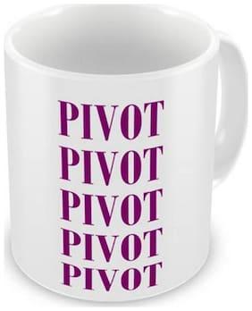 AngaarLook Pivot Printed Ceramic Mug