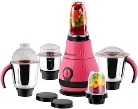 Anjalimix DIESIGNO 1000 W Centrifugal Juicer ( Pink , 5 Jars )