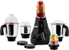 Anjalimix SMOOTHIE MAKER 1000 W Mixer Grinder ( Black , 5 Jars )