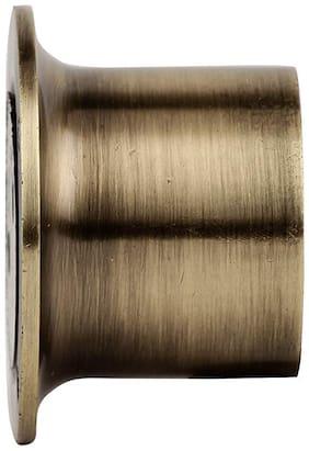 CASAGOLD Zinc Curtain bracket ( Set of 2 )