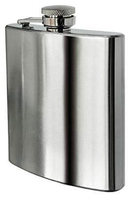 APNA KANHA Imported Wine / Whiskey Holder Hip Flask of Stainless Steel