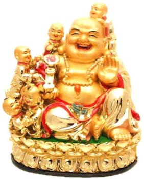 APNA KANHA Laughing Buddha With Children