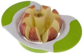 Apple Cutter with Push Stand Apple Slicer (1 Apple Cutter)