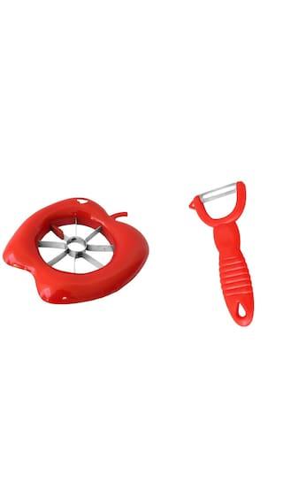 Apple Cutter Slicer and Peeler (COMBO)