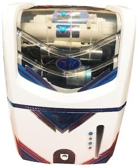 Aqua Fresh CruX Black model 12 L RO + UV + UF + TDS  purify Mineral Water Purifier