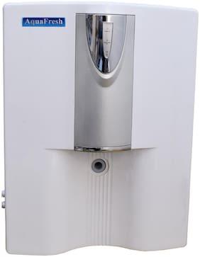 Aqua Fresh Misty White model 8 L RO + UV + UF + TDS  purify Mineral Water Purifier